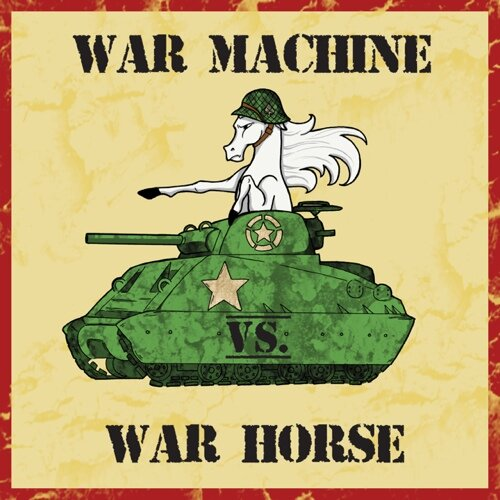 warmachinehorse