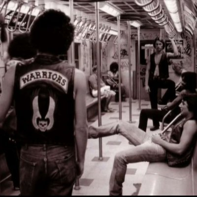 The warriors from coney island