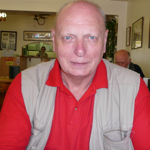 Vic Parratt