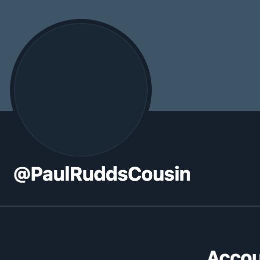 PaulRuddsCousin