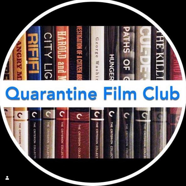 🎞 Quarantine Film Club