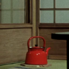 Ozu Teapot