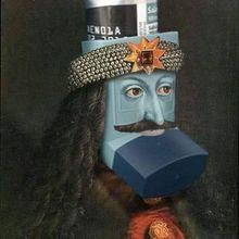 Count Rickula Sarcophagus