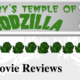 Barry's Temple of Godzilla Reviews