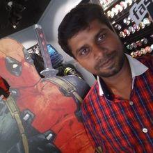 Nandhan Manoharan
