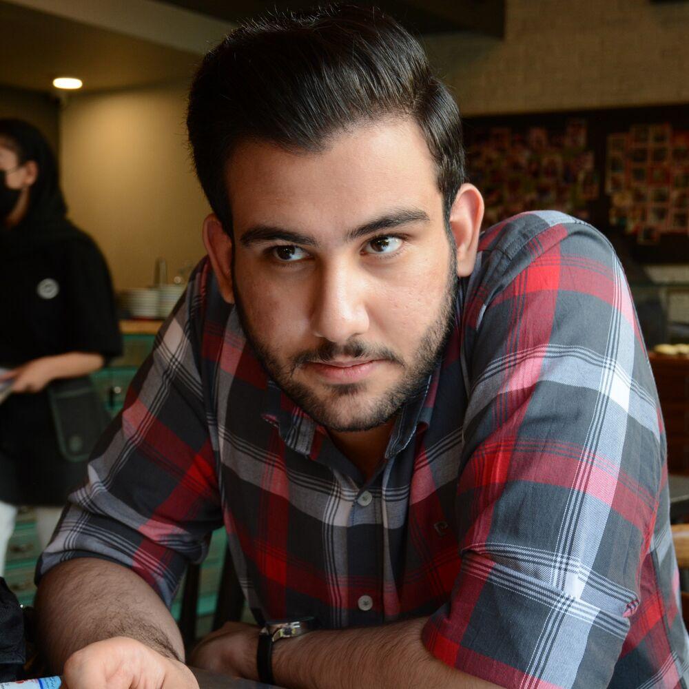 Mehrzad Shojaei