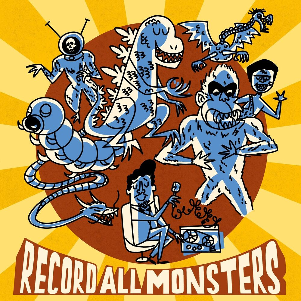 Record All Monsters Podcast
