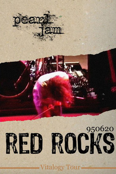 Pearl Jam - Red Rocks
