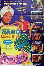 Sabu and the Magic Ring