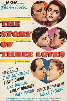 The Story of Three Loves (1953) directed by Vincente