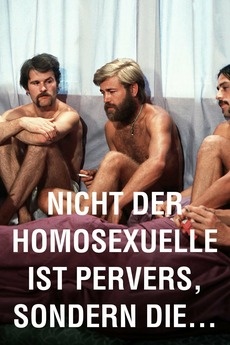 It Is Not the Homosexual Who Is Perverse, But the Society in Which He Lives