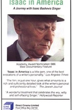 Isaac in America: A Journey with Isaac Bashevis Singer