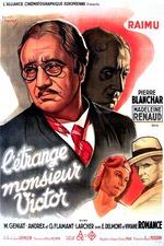 Strange M. Victor