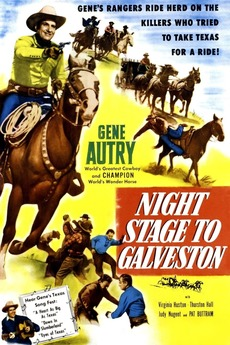 Night Stage to Galveston