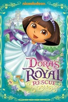 Dora the Explorer: Dora's Royal Rescue
