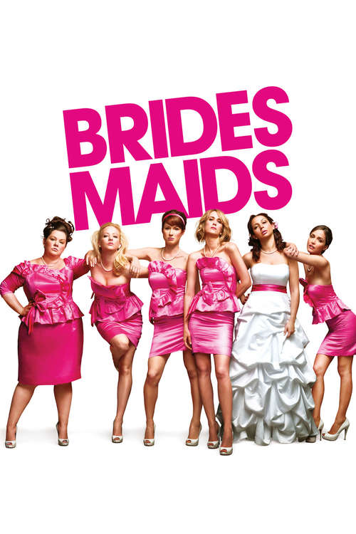 Film poster for Bridesmaids