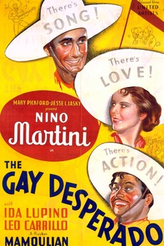 The Gay Desperado 1936 Directed By Rouben Mamoulian Reviews Film Cast Letterboxd