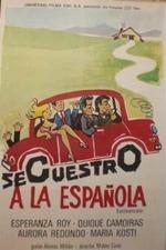 Secuestro a la española
