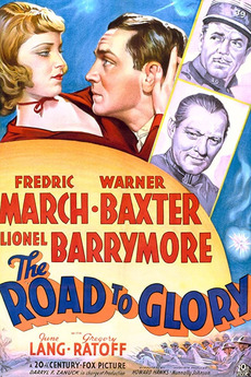 Image result for howard hawks road to glory photos