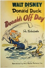 Donald's Off Day
