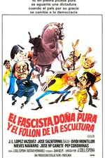El fascista, doña Pura y el follón de la escultura