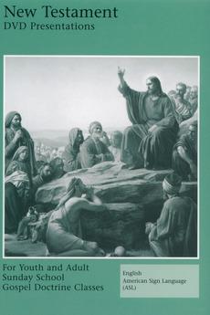 New Testament DVD Presentations