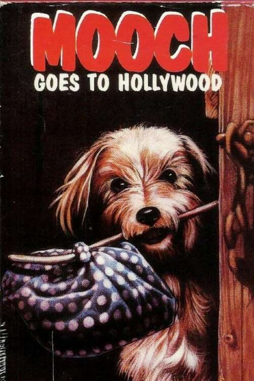 Mooch Goes to Hollywood movie poster