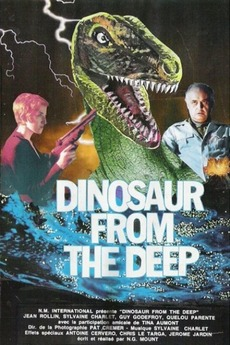Image result for dinosaur from the deep 1993
