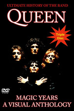 Queen: Magic Years - A Visual Anthology