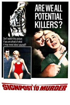 Signpost to Murder (1964) directed by George Englund