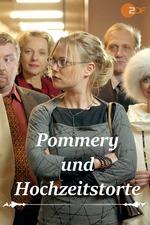 Pommery und Hochzeitstorte
