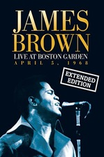 James Brown Live At The Boston Garden