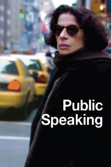 Public Speaking (2010)