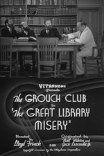 The Great Library Misery