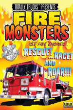 Totally Trucks Fire Monsters