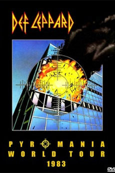5290c858e0 Def Leppard  Pyromania - World Tour (1983) • Film + cast • Letterboxd
