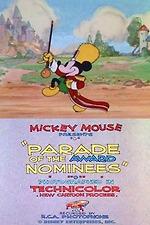 Parade of the Award Nominees