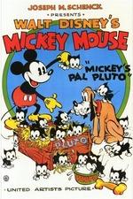 Mickey's Pal Pluto
