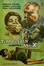 Tim Frazer Hunts the Mysterious Mr. X