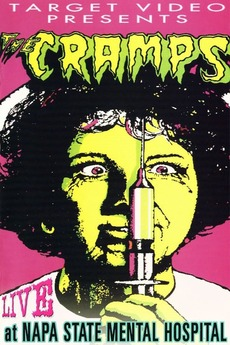 The Cramps: Live at Napa State Mental Hospital