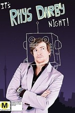 It's Rhys Darby Night!