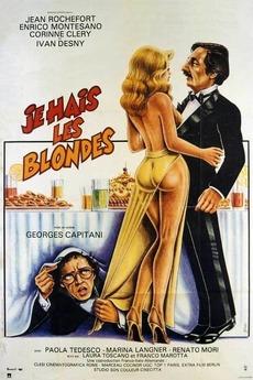 I Hate Blondes