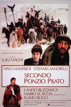 Secondo Ponzio Pilato