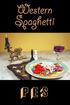 Western Spaghetti