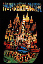 Hundertwasser's Rainy Day