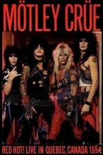 Mötley Crüe: Quebec City