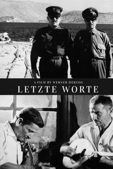 Last Words (1968)