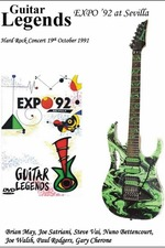 Guitar Legends EXPO '92 at Sevilla - The Hard Rock Night