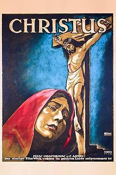 Resultado de imagem para christus 1916 poster giulio antamoro