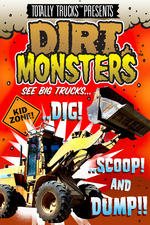 Totally Trucks Dirt Monsters